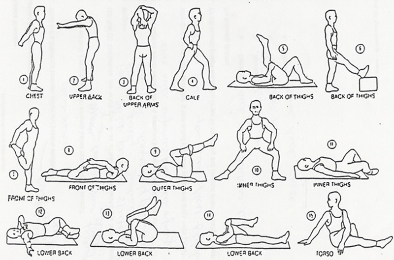 flexibility exercises - photo #12